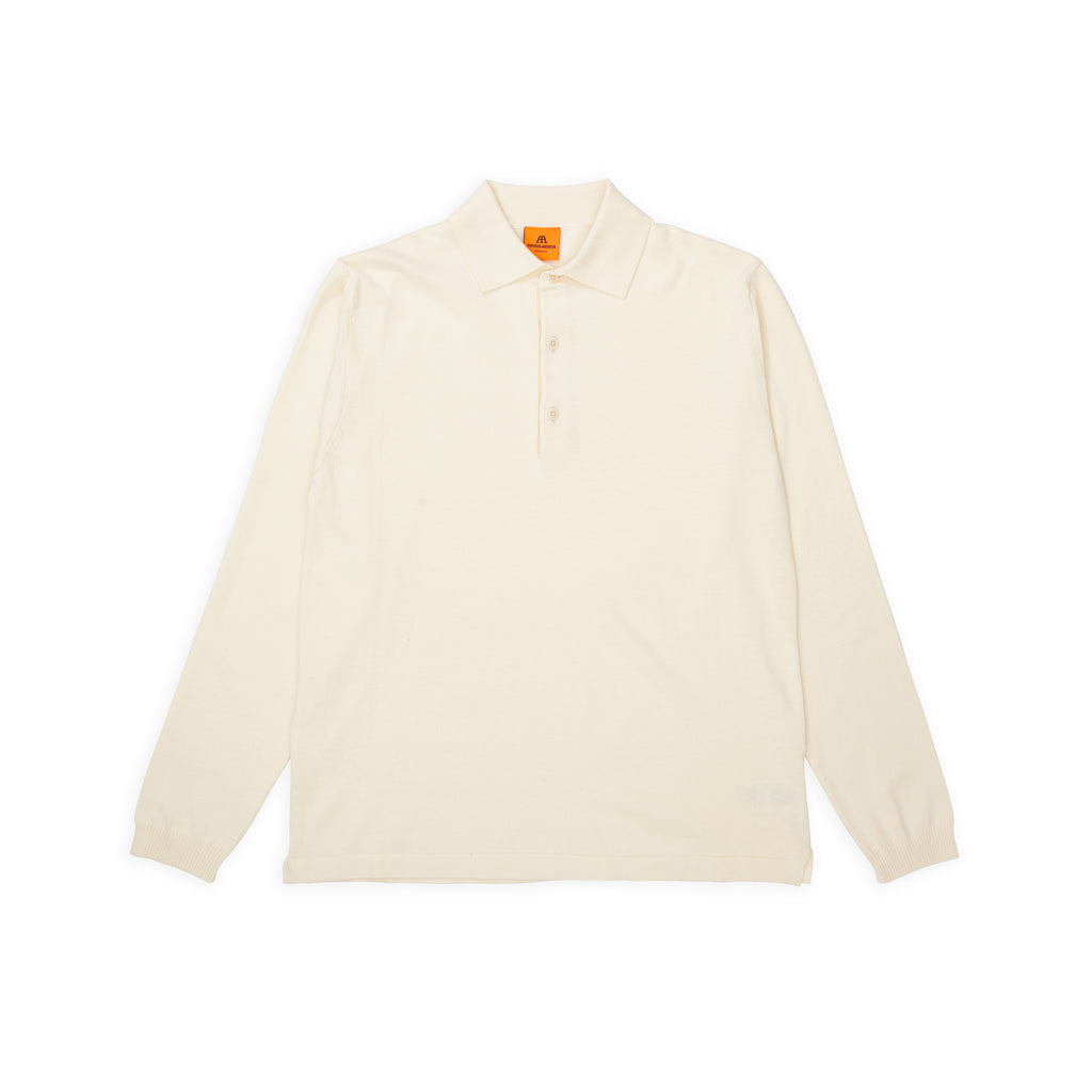 ANDERSEN-ANDERSEN Polo Long - Off White