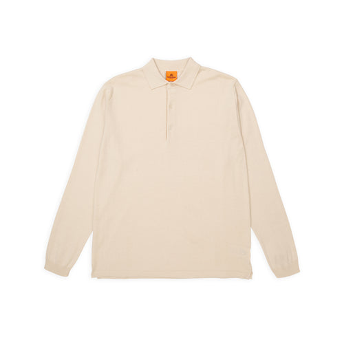 ANDERSEN-ANDERSEN Polo Long - Raw Cotton