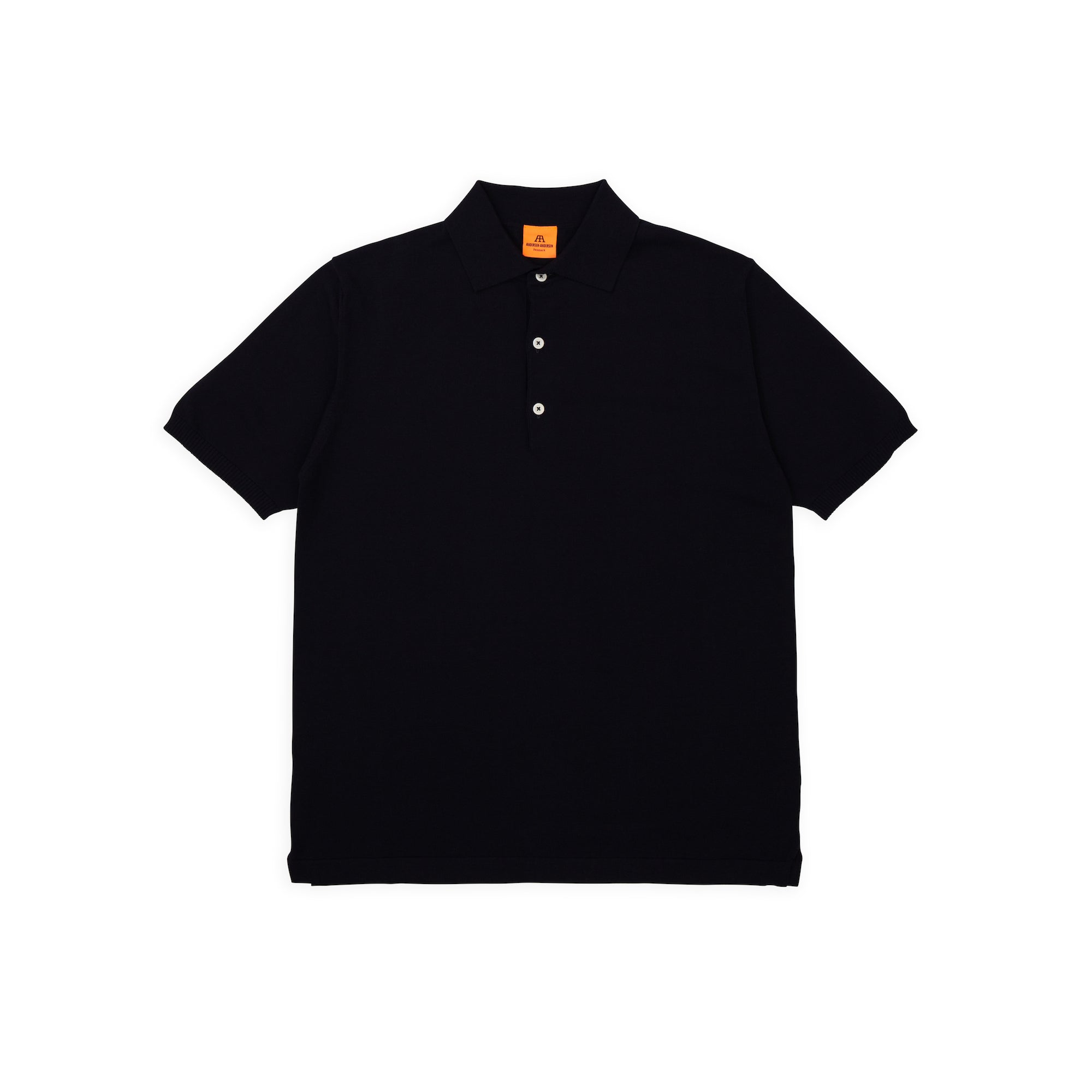 Polo Short - Black