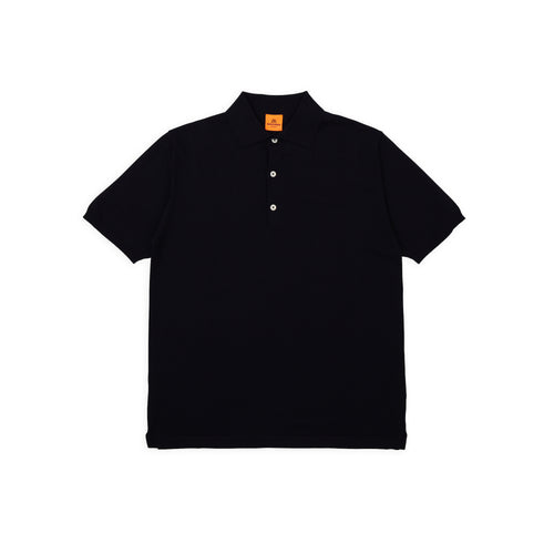 ANDERSEN-ANDERSEN Polo Short - Black