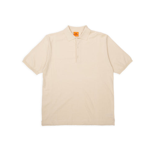 Polo Short - Raw Cotton