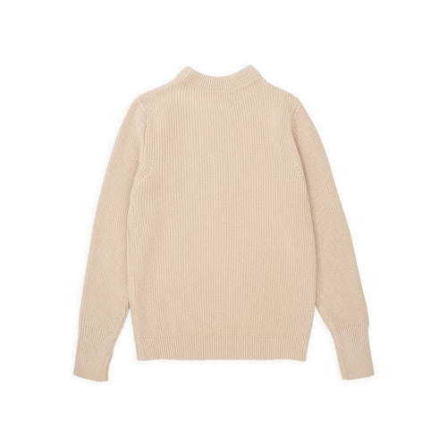 Cotton Crewneck - Raw Cotton