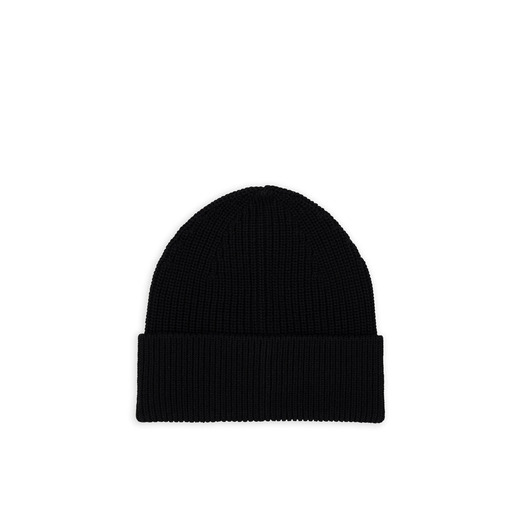ANDERSEN-ANDERSEN Cotton Beanie - Black