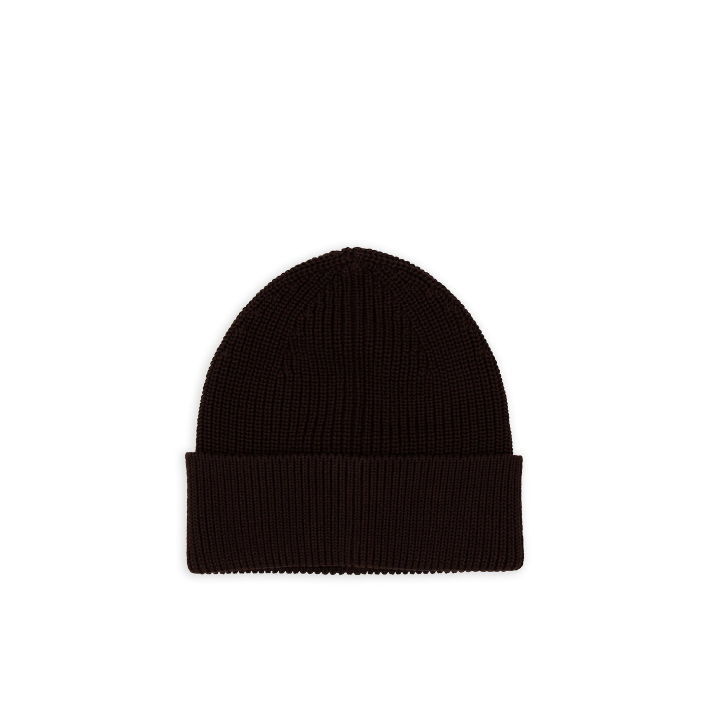 ANDERSEN-ANDERSEN Cotton Beanie - Brown