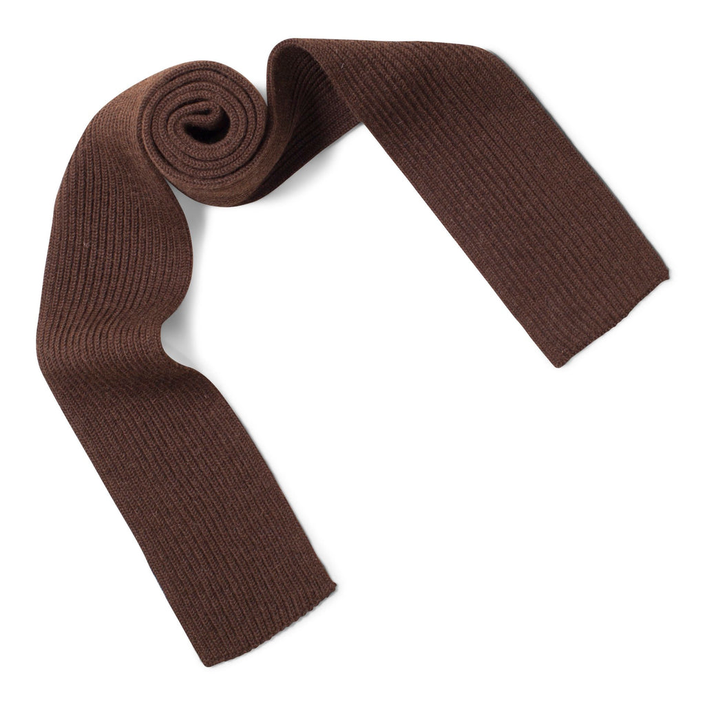 ANDERSEN-ANDERSEN Scarf - Natural Brown