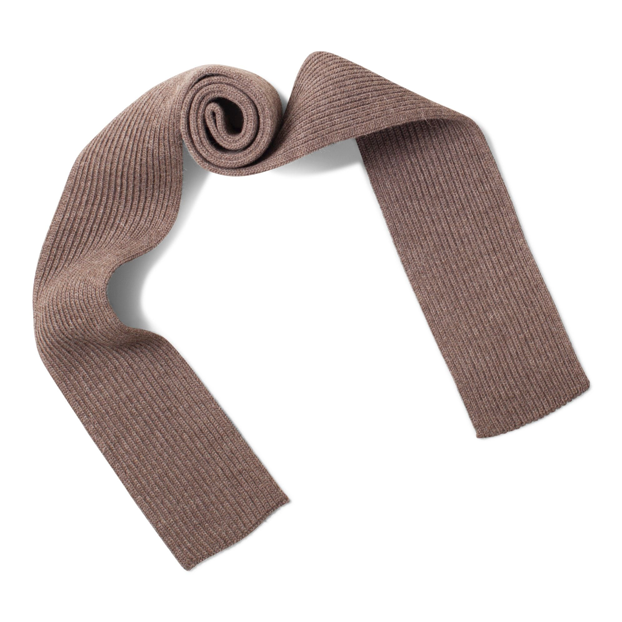 Scarf - Natural Taupe
