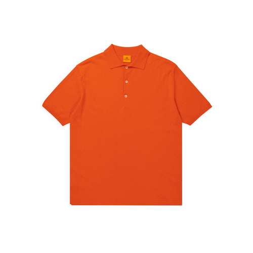 Polo Short - Orange