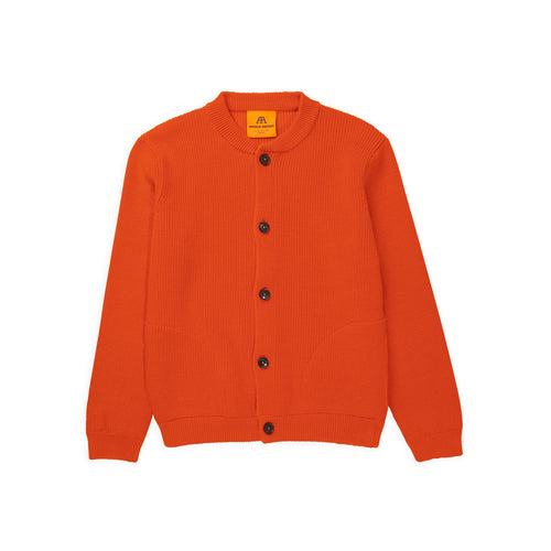 ANDERSEN-ANDERSEN Skipper Jacket - Orange