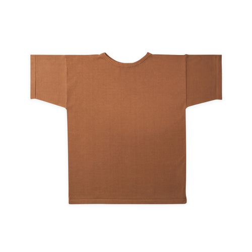 T-Shirt - Dark Camel
