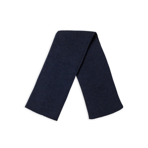 Scarf Wide - Dark Indigo