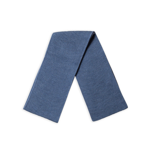 ANDERSEN-ANDERSEN Scarf Wide - Light indigo