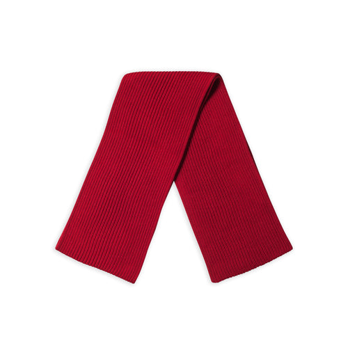 ANDERSEN-ANDERSEN Scarf Wide - Red
