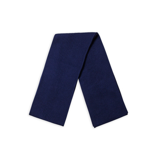 ANDERSEN-ANDERSEN Scarf Wide - Royal Blue