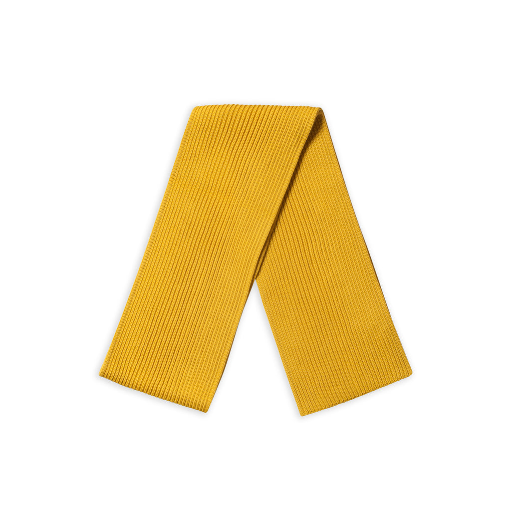ANDERSEN-ANDERSEN Scarf Wide - Yellow