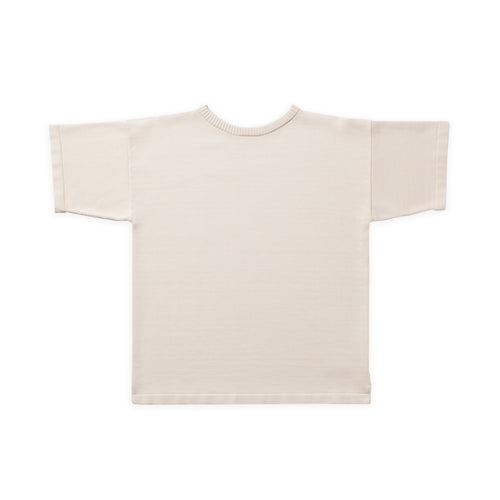 T-Shirt - Raw Cotton