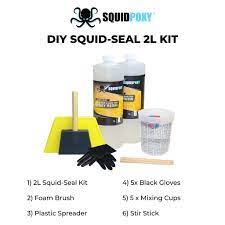DIY SQUID-SEAL BUNDLE  2LITERS