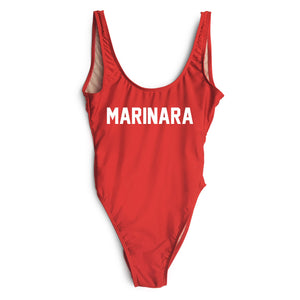 """MARINARA"" One Piece Swimsuit"