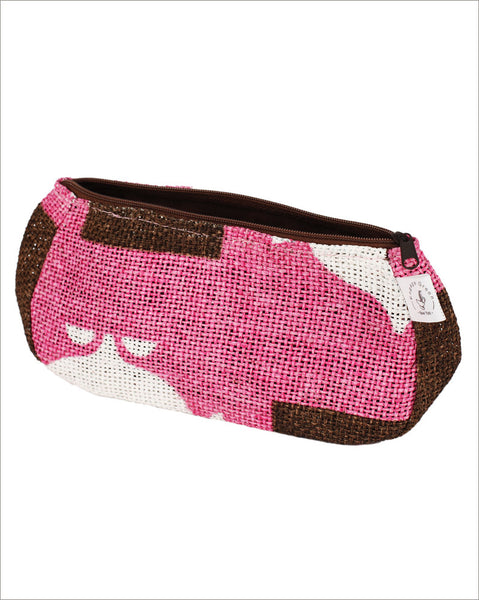 Engage Green Make Up Purse Make Up Bag Recycled Paper