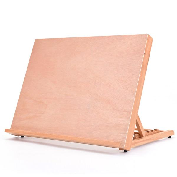 Scratch Painting Easel
