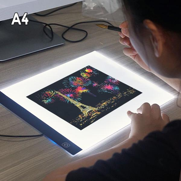 A4 Ultrathin LED Light Pad