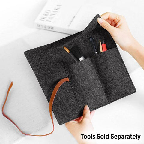 Scratch Painting Tool Pouch