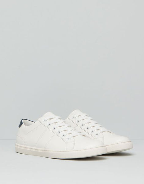 PULL & BEAR WHITE TRAINER