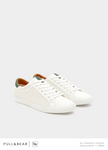 Pull And Bear-Die Cut Sneakers