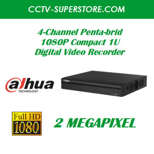 Dahua DH-HAC-HDBW2231EP 2MP HD CCTV Camera Upgrade Package in Singapore
