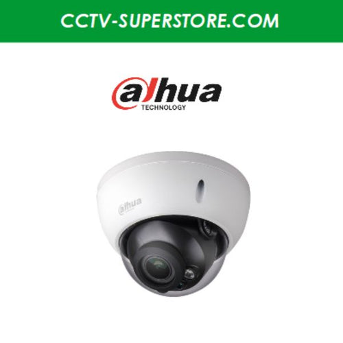 Dahua DH-HAC-HDBW1220R-VF 2MP HD-CVI Infrared Dome Camera with Varifocal Lens