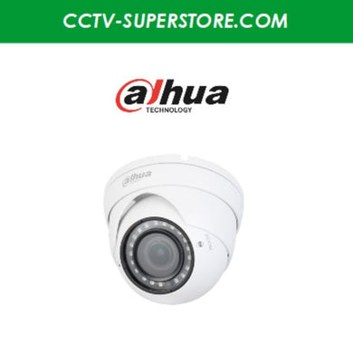 Dahua DH-HAC-HDW1220R-VF 2MP HD-CVI Infrared Eyeball Camera with Vari-focal Lens