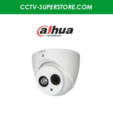 Dahua DH-HAC-HDW1230EM-A 2MP Starlight HD-CVI Infrared Eyeball Camera