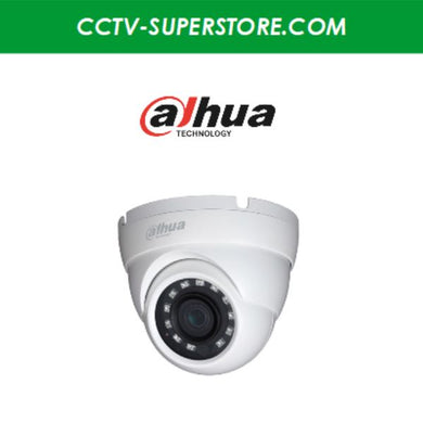 Dahua DH-HAC-HDW1230M 2MP Starlight HD-CVI Infrared Eyeball Camera