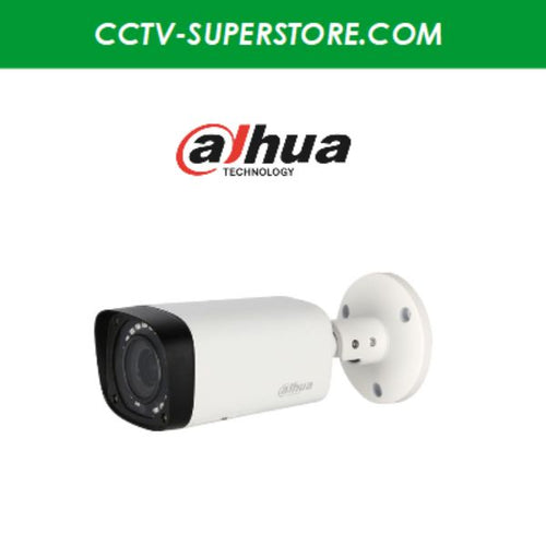 Dahua DH-HAC-HFW1220R-VF 2MP HD-CVI Infrared Bullet Camera with Varifocal Lens