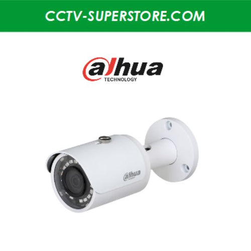 Dahua DH-HAC-HFW1230S 2MP Starlight HD-CVI Infrared Bullet Camera