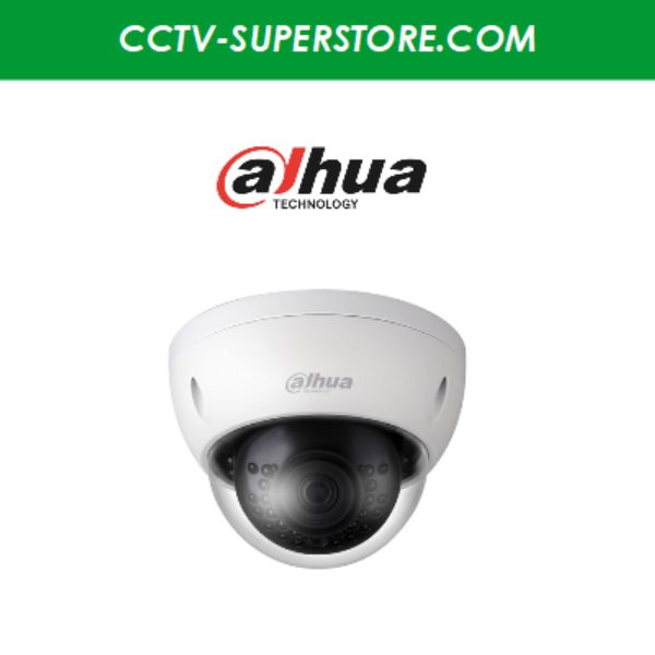 Dahua DH-IPC-HDBW1230E 2MP Infrared Mini-Dome IP Network Camera
