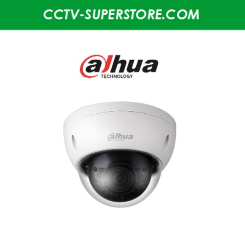 Dahua DH-IPC-HDBW1420E 4MP Infrared Mini-Dome IP Network Camera