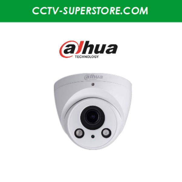 Dahua DH-IPC-HDW2421R-ZS 4MP WDR Infrared Eyeball IP Network Camera