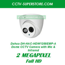 Dahua 1 x DH-HAC-HDW1200EMP-A 2MP HD CCTV Camera Upgrade Package in Singapore