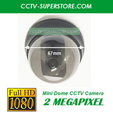 CS3285 Mini Dome Full HD CCTV Camera