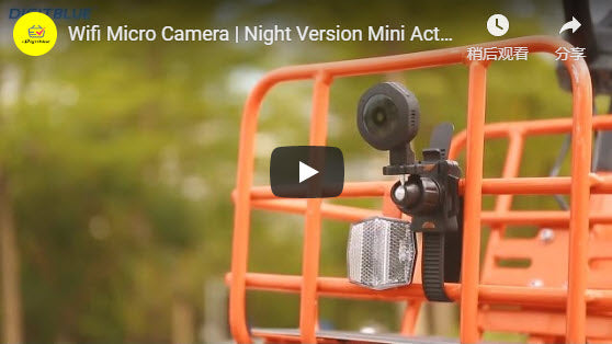 Wifi Micro Camera | Night Version Mini Action Camera | Motion Sensor Camcorder | Voice Video Recorder Small Camera