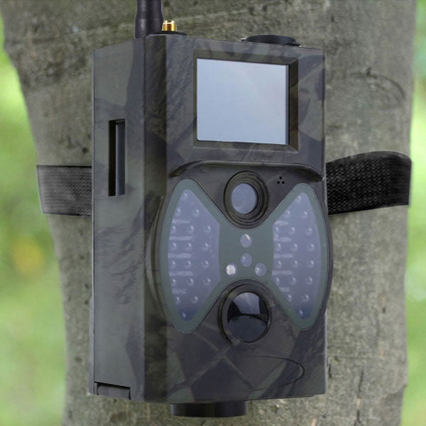Trap Trail Camera | 16MP 940nm Night Vision Hunting Camera | MMS Camera | MMS GSM GPRS 2G Photo Traps Wild Cameras