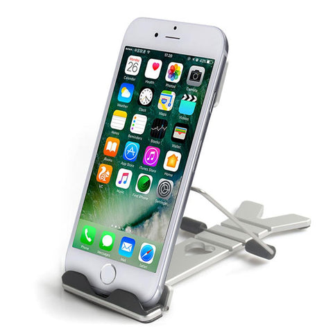 DIGITBLUE® High Quality Smart Monitor Stand | Pad Cell Phone Stand | Support Aluminum Alloy | Adjustable Mini Size Light Weight