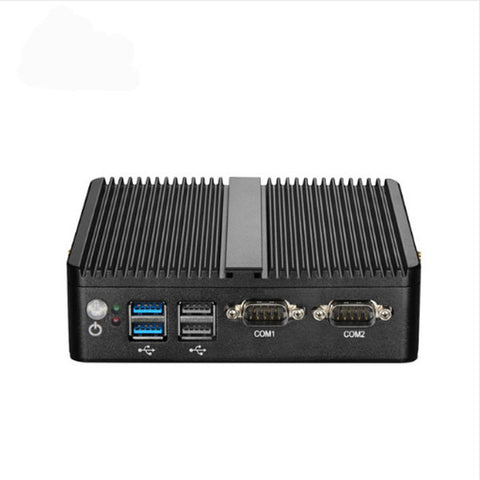 DIGITBLUE Mini Computer PC | Intel Celeron J1900 J1800 N2810 3805U | Windows 10 | Mini Computer Dual WIFI | HDMI 4K | Gigabit Ethernet 2x RS232 Ports | 4x USB pfSense