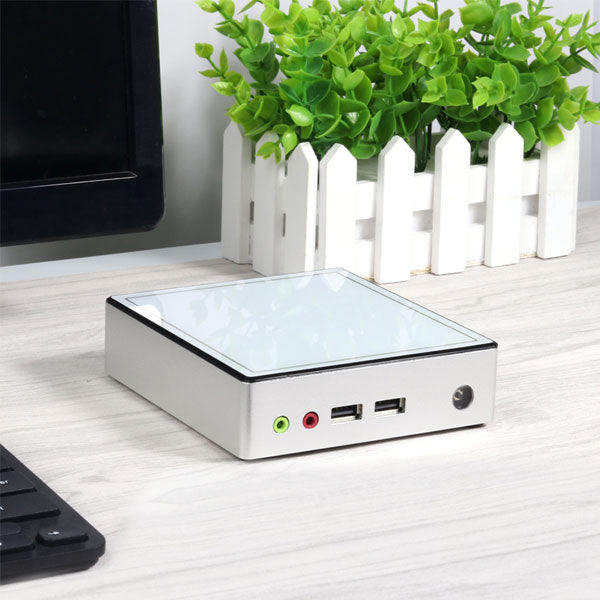 Compact Mini PC | Intel Core i3 4010Y i5 4200Y | Windows 10 Linux HTPC HDMI 4*USB 300Mbps WiFi Gigabit Ethernet Nettop