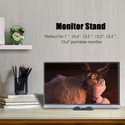 Image of High Quality Smart Monitor Stand | Pad Cell Phone Stand | Support Aluminum Alloy | Adjustable Mini Size Light Weight