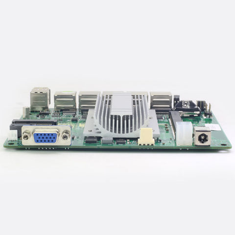 Image of Pfsense Mini ITX Motherboard | Fanless Intel Celeron J1900 Processor | 4 Gigabit LAN Ports Intel NIC Apply | for Firewall Router