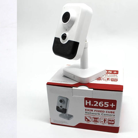 DIGITBLUE® 4MP IR Cube Network Camera DS-2CD2443G0-IW replace DS-2CD2442FWD-IW CCTV POE IP wifi IPC