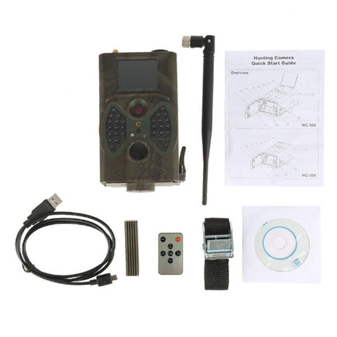 Image of Trap Trail Camera | 16MP 940nm Night Vision Hunting Camera | MMS Camera | MMS GSM GPRS 2G Photo Traps Wild Cameras