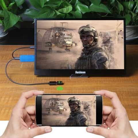 HDMI Wireless Display Cast for Smart phone |  Wifi HDMI Adapter Connector | Dongle | Support Airplay, Digitblue