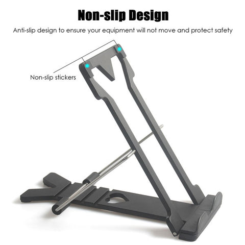 High Quality Smart Monitor Stand | Pad Cell Phone Stand | Support Aluminum Alloy | Adjustable Mini Size Light Weight